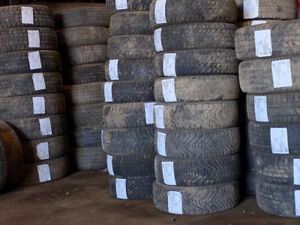 NEW AND USED TIRE SALE!!!!  winter and all season