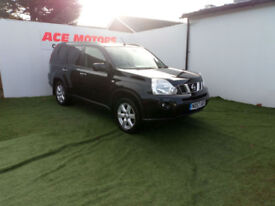 2007 57 NISSAN X-TRAIL 2.0 dCi 148 SPORT EXPEDITION 4X4 SWITCHABLE AWD PLUS 2,