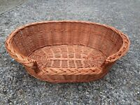 Dog Basket - as new
