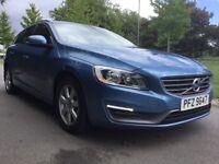 Volvo V60 2.0 D3 BUSINESS EDITION 136PS Good / Bad Credit Car Finance (blue) 2013