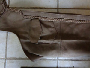 Ladies chaps NEW in large      recycledgear.ca Kawartha Lakes Peterborough Area image 7