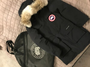 """Men's NEW Canada Goose FROM """"JAPAN"""" CITADEL PARKA - Size XS"""