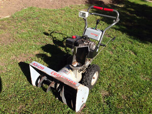 "Craftsman 29"" Self Propelled Snowblower"