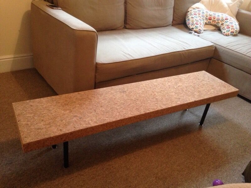 Ikea Cork Coffee Table