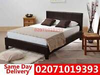 Double Leather bedding EASY TO ASSEMBLE