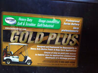 6 volt Deep Cycle Golf Cart Batteries