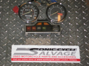 1985 honda vt-1100 shadow gauges