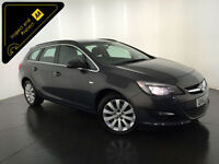 2013 63 VAUXHALL ASTRA TECH LINE CDTI ECO ESTATE 1 OWNER SERVICE HISTORY FINANCE