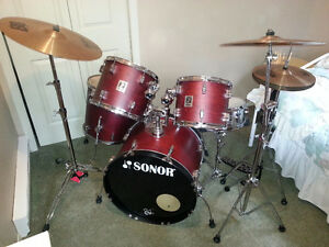Sonar Drum Set