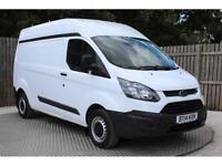Ford Transit Custom 290 Lr 2.2 Manual Diesel