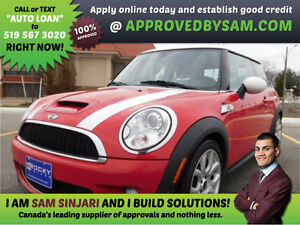 MINI COOPER S - Bad Credit? GUARANTEED APPROVAL. Windsor Region Ontario image 1