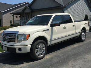 2009 Ford F-150 V8 SuperCrew Platinum Pickup Truck