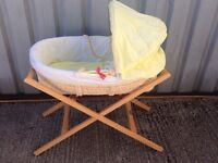 Childs Moses basket