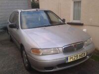 1996 Rover 400 420 diesel