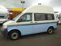 VW Transporter Explorer 2 Berth Campervan motorhome