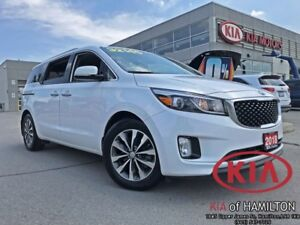 2018 Kia Sedona SX+ | One Owner | Amazing Condition