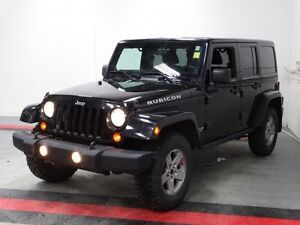 2012 Jeep Wrangler Unlimited Rubicon   - Alloy Wheels - Bucket S