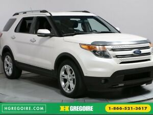 2011 Ford Explorer Limited 4WD A/C CUIR TOIT MAGS
