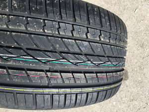 One New 295 / 40 R20 Continental Cross Contact UHP Tires