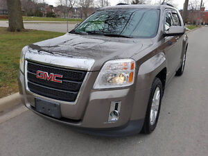 2012 GMC Terrain SLT Leather Loaded Rear View Camera Sunroof