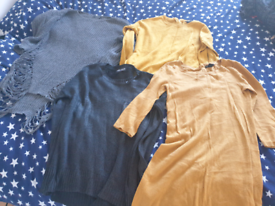 Bundle of womens clothes from H&M,select size XS-S
