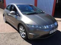 Honda Civic 2.2i-CTDi ( 18in Alloys ) Sport