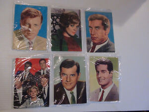 SERIE TV CARTES POSTALE MISSION IMPOSSIBLE  (6) 1970's