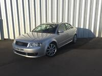 2004 Audi A4 1.8T Limited Edition Saloon - S Line - Turbo - FSH - Manual