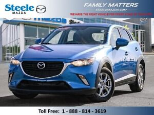 2016 Mazda CX-3 GS  (Unlimited KM Warranty)