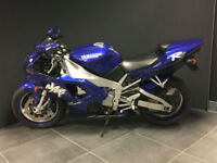 Yamaha YZF R1 1998 Immaculate Condition First Generation Modern Classic