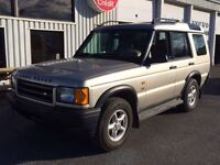 LAND ROVER DISCOVERY 2002 140000KM