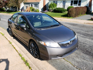 2010 Civic - new MVI, 5 speed, one owner