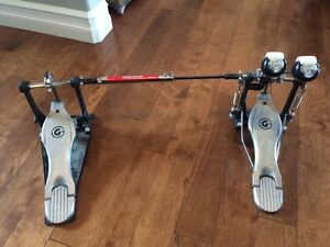 Gibraltar Double Kick Pedal  [BARELY USED] St. John's Newfoundland image 1
