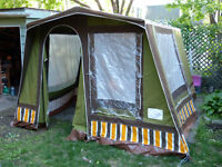 Tente camping, couche 4 adultes  Tent camping, sleeps 4 adult