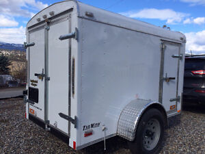 2016 Continental Cargo 5X8 with side door