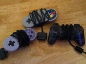 Selling RETRO console and games too ! West Island Greater Montréal image 2