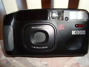 RICOH RZ-800 Camera with carry case