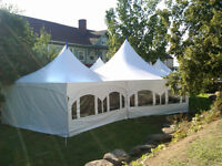 Save 15% !! Early Booking Discount !! Tent & Event Rentals