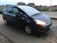 2007 Citroen Grand C4 Picasso 2.0HDi 16v EGS Exclusive - 12Stamp - Cambelt Done