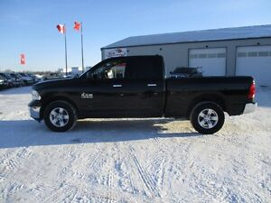 2014 Dodge Power Ram 1500 Quad SLT 8 speed 4x4