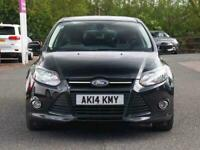 2014 Ford Focus 1.6 TDCi 115 Zetec Navigator 5dr Hatchback Diesel Manual