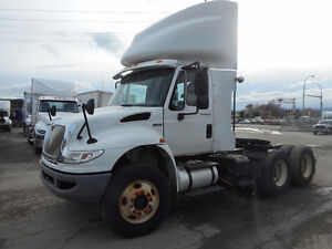 International 8500 day cab, great city tractor