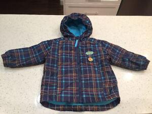 2T Spring Jacket w/ Lining