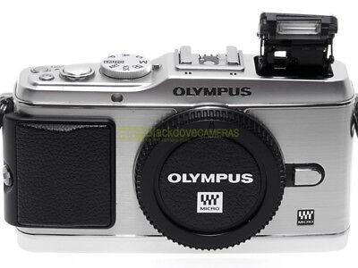Olympus Pen E-P3 Silver Fotocamera digitale Mirrorless 12,3Mp. Formato micro 4/3