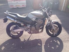Honda hornet cb900f 2003 immaculate long mot low mileage