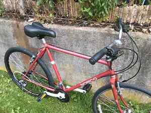 Medium Size,Old School Norco ,1980s ,Commuter Bicycle