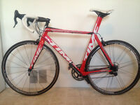 2012 Time RXR Size Medium (or 55 cm top tube) - $4000 (Etobicoke