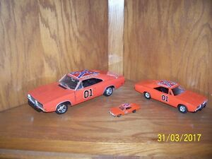 General Lee Diecast Cars