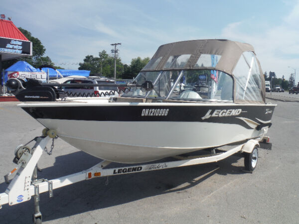 Used 2008 Legend Boats 16 Xtreme