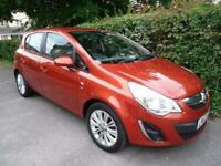 Vauxhall Corsa 1.4i 16v (100ps) SE (a/c) Hatchback 5d 1398cc auto